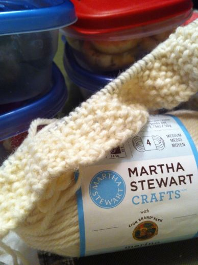 Learning seed stitch together.
