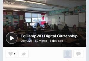 edcampwr digcit stream