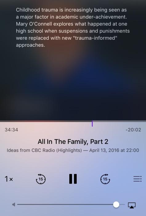 trama podcast