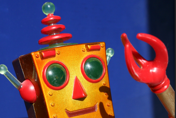 The Robots are Coming…. No, Wait, They are Here!